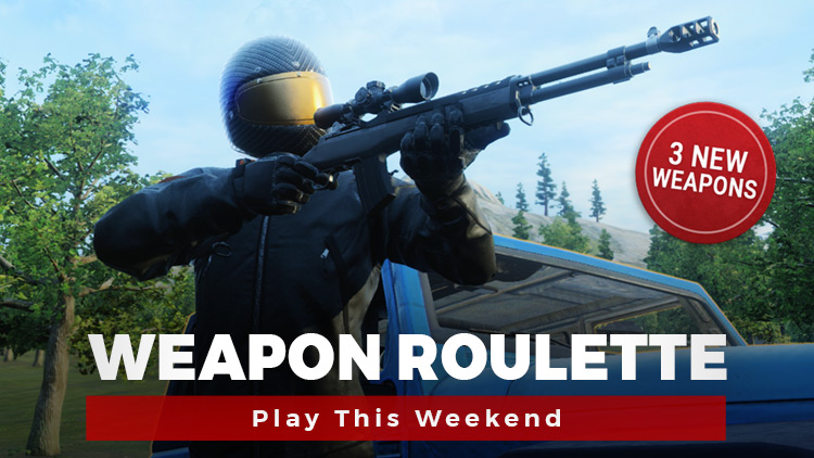 Weapon Roulette