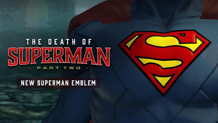 The Death Of Superman Part Two Dc Universe Online