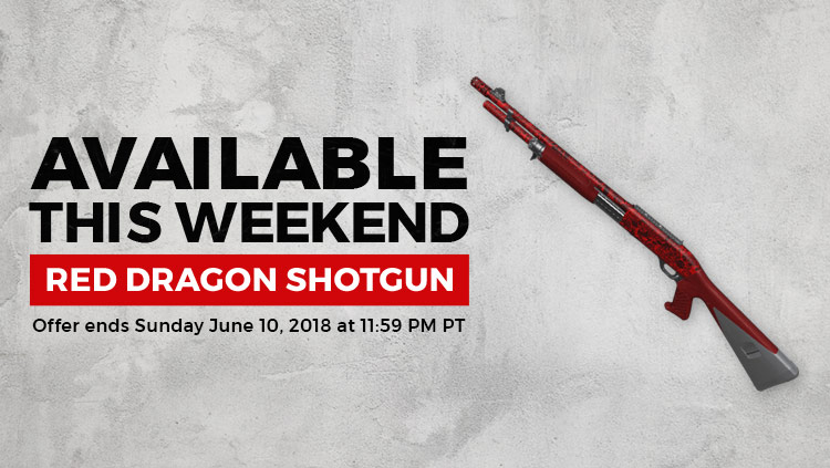 Red Dragon Shotgun
