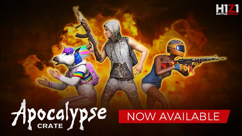 Apocalypse Crate