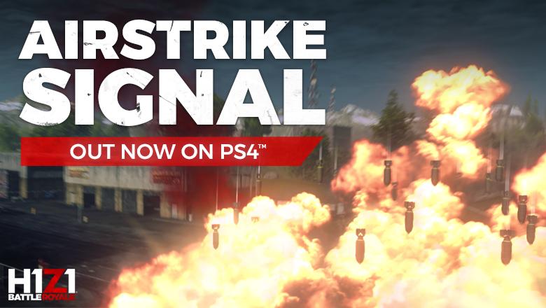 Airstrike Signal