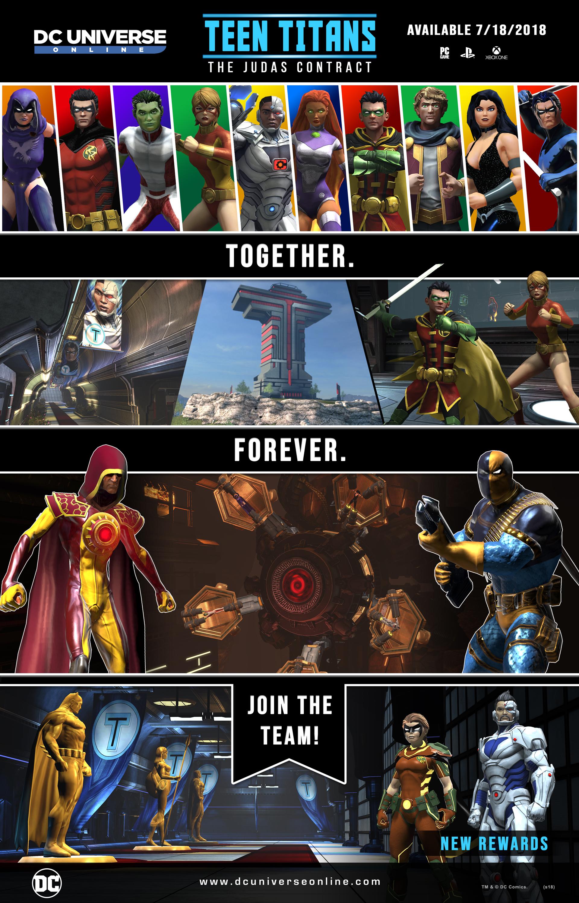 Teen Titans Judas Contract  Daybreak Game Company-9681