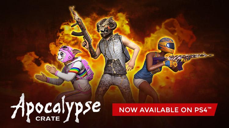 PS4 Game Update: Gas Damage, De-Duplication