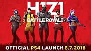 H1Z1 on PS4: Launch Date Announce & FAQ