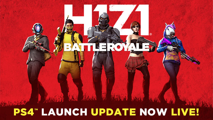 Home H1z1 Battle Royale Auto Royale
