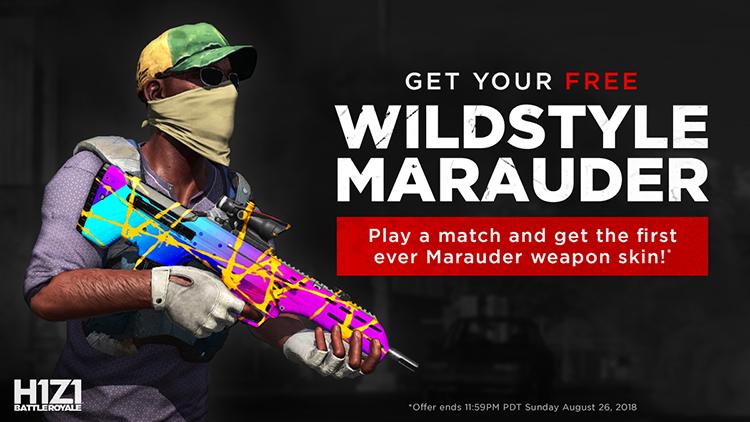 Wildstyle Marauder