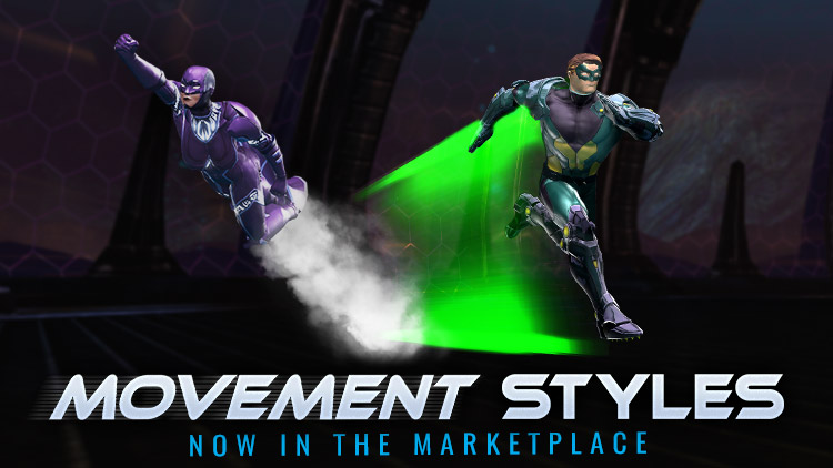 Movement Styles: Lightstream & Smokescreen