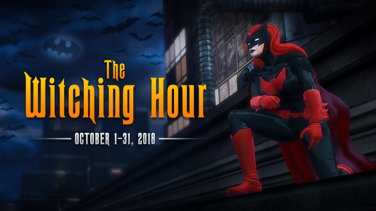 The Witching Hour 2018