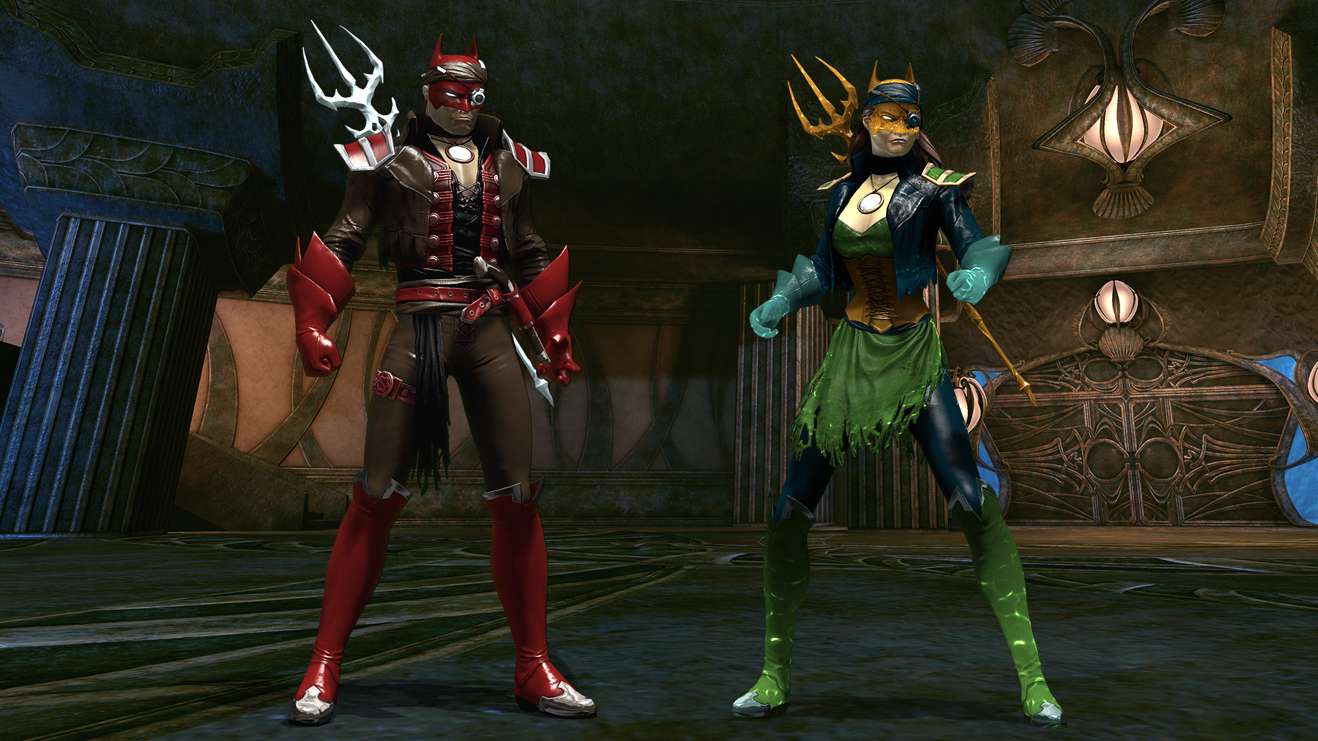 Dcuo Halloween 2020 Capsule Now Available: Cursed Gotham Time Capsule! | DC Universe Online