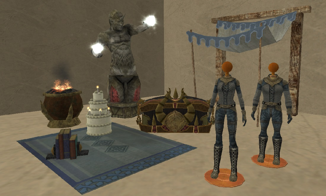 EQ2 Heroes' Festival 2018 Items & Rewards