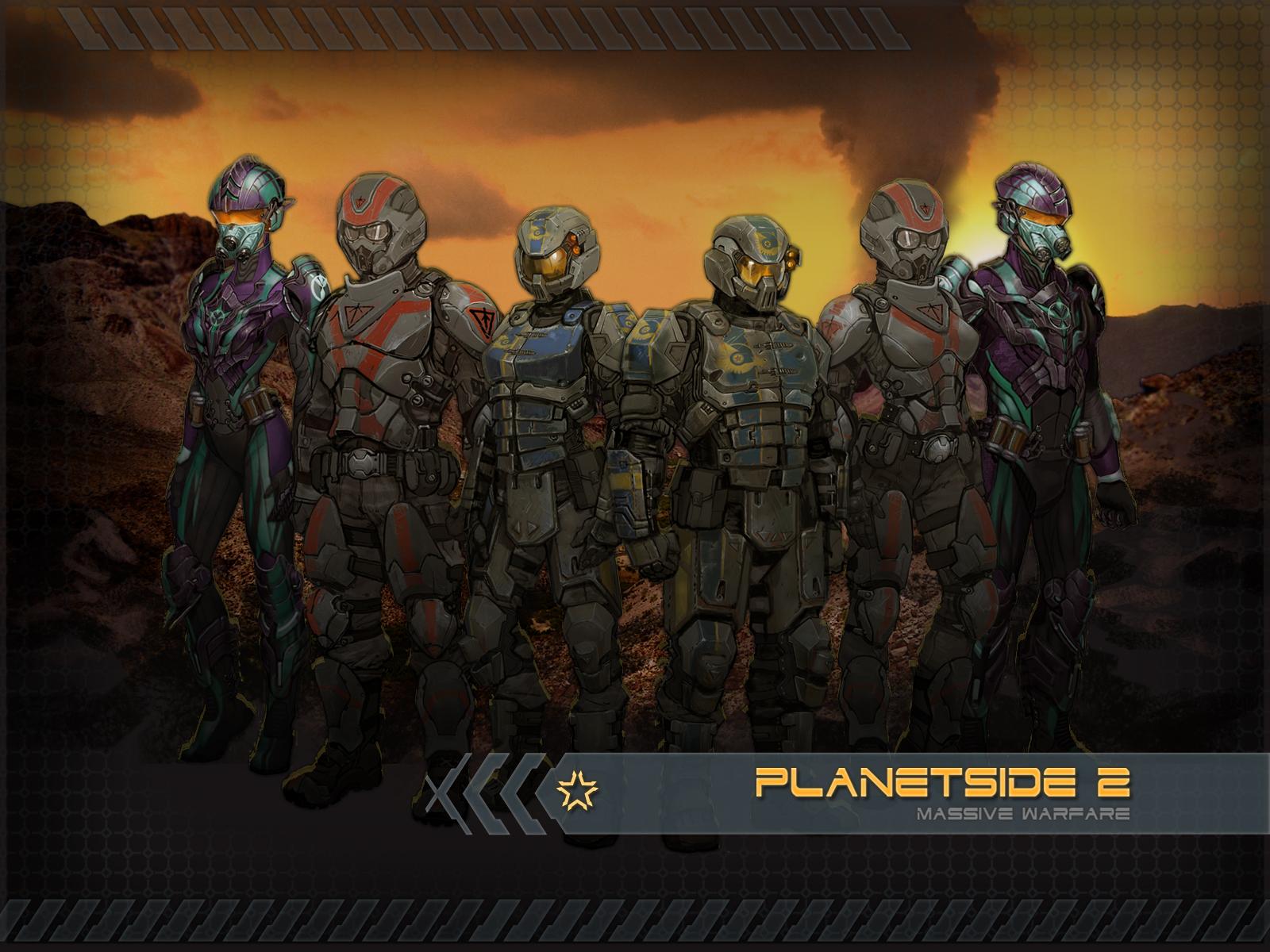 PlanetSide 2 - News - PlanetSide 2 Turns SIX!