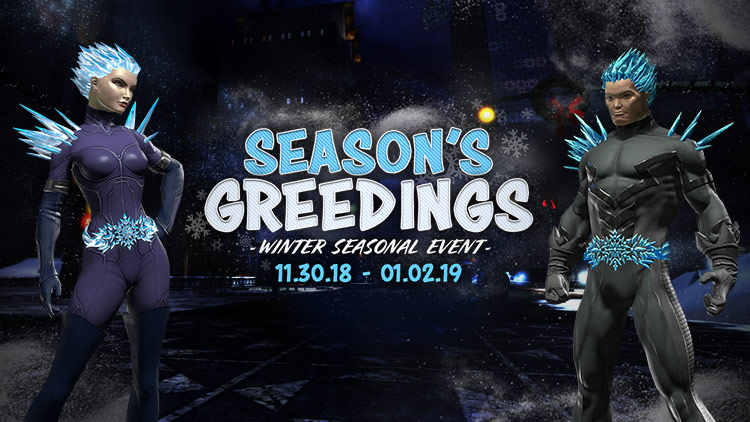 Season's Greedings and Vendor Discounts!