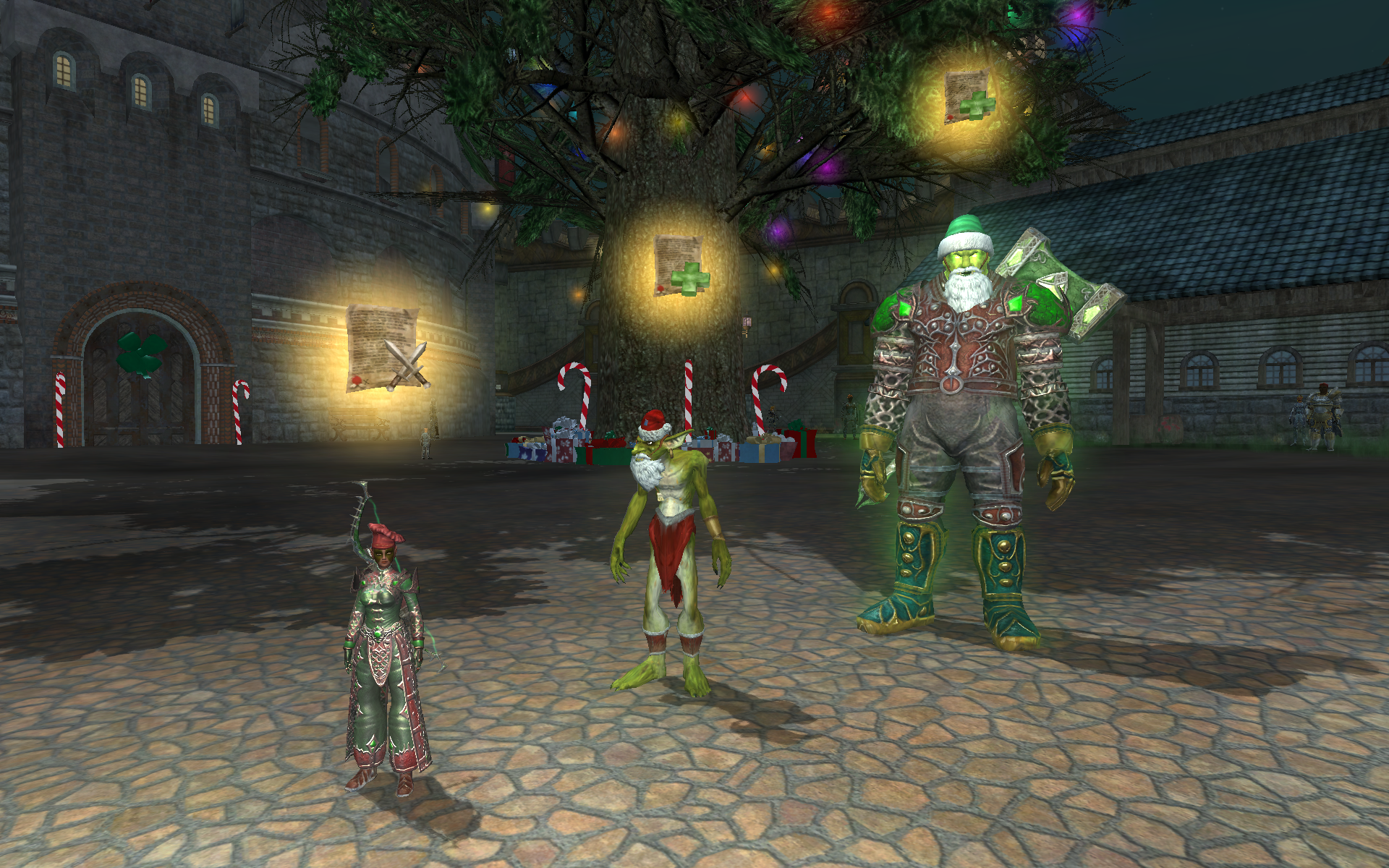 EverQuest II: It's Time to Spread Frostfell Cheer! - Pivotal