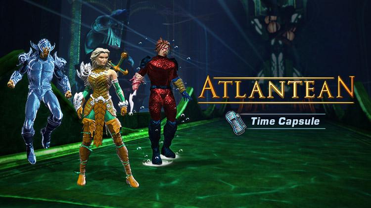 Atlantean Time Capsule