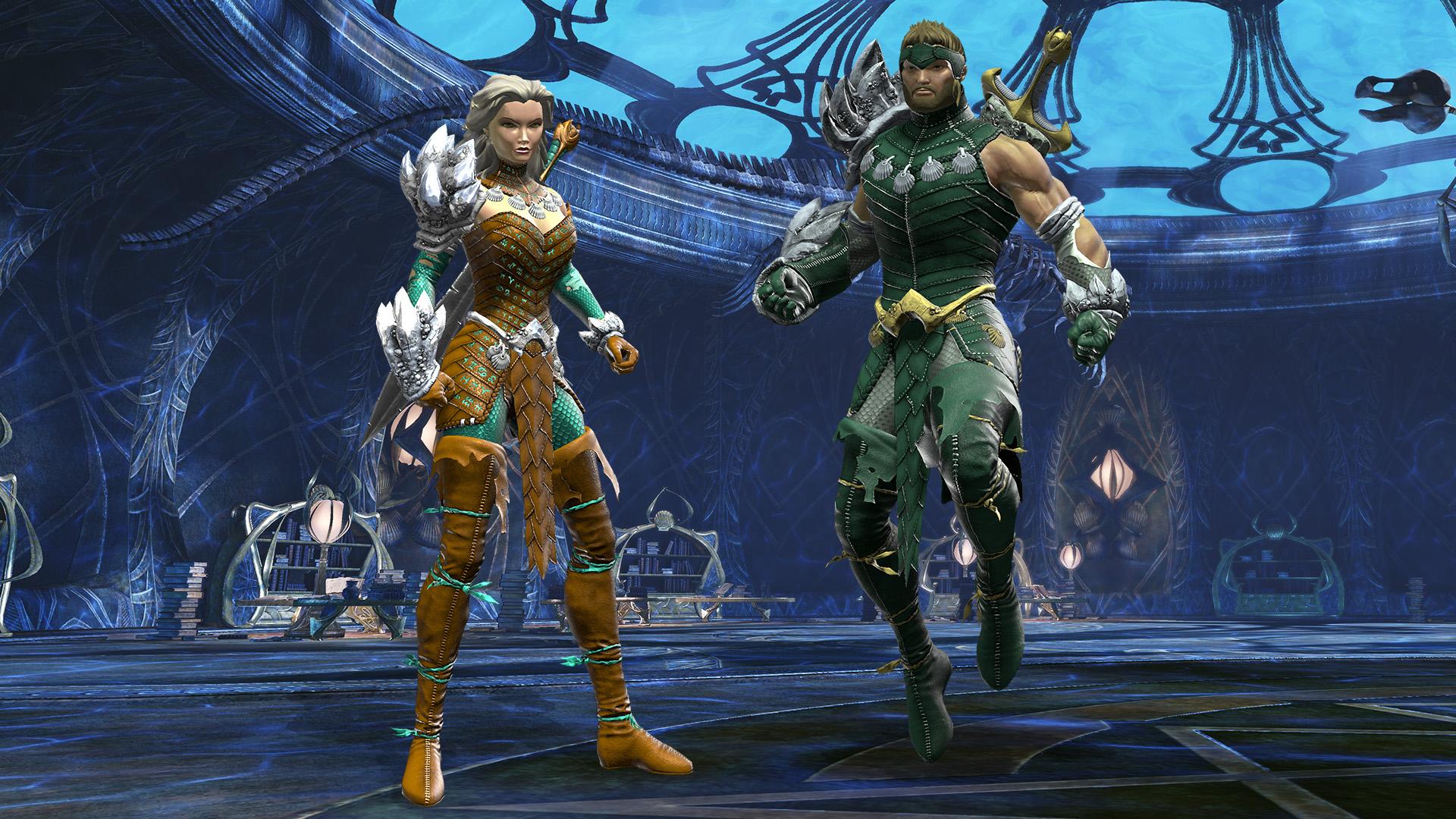 Atlantean Time Capsule | DC Universe Online
