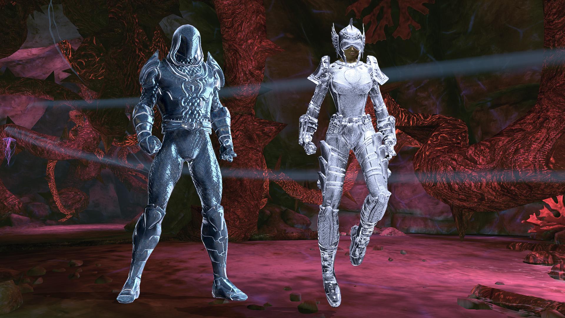 Atlantean Time Capsule Dc Universe Online Forums