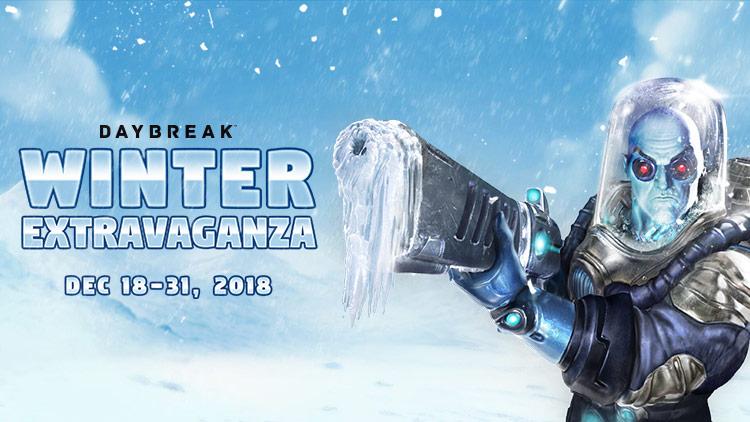 Daybreak Winter Extravaganza!