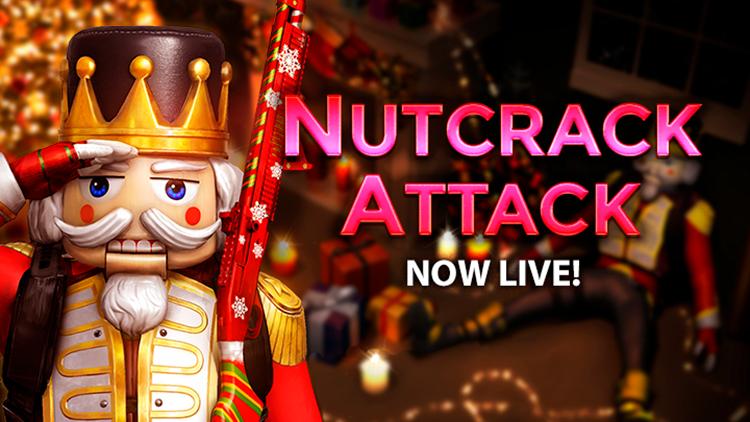 Nutcrack Attack