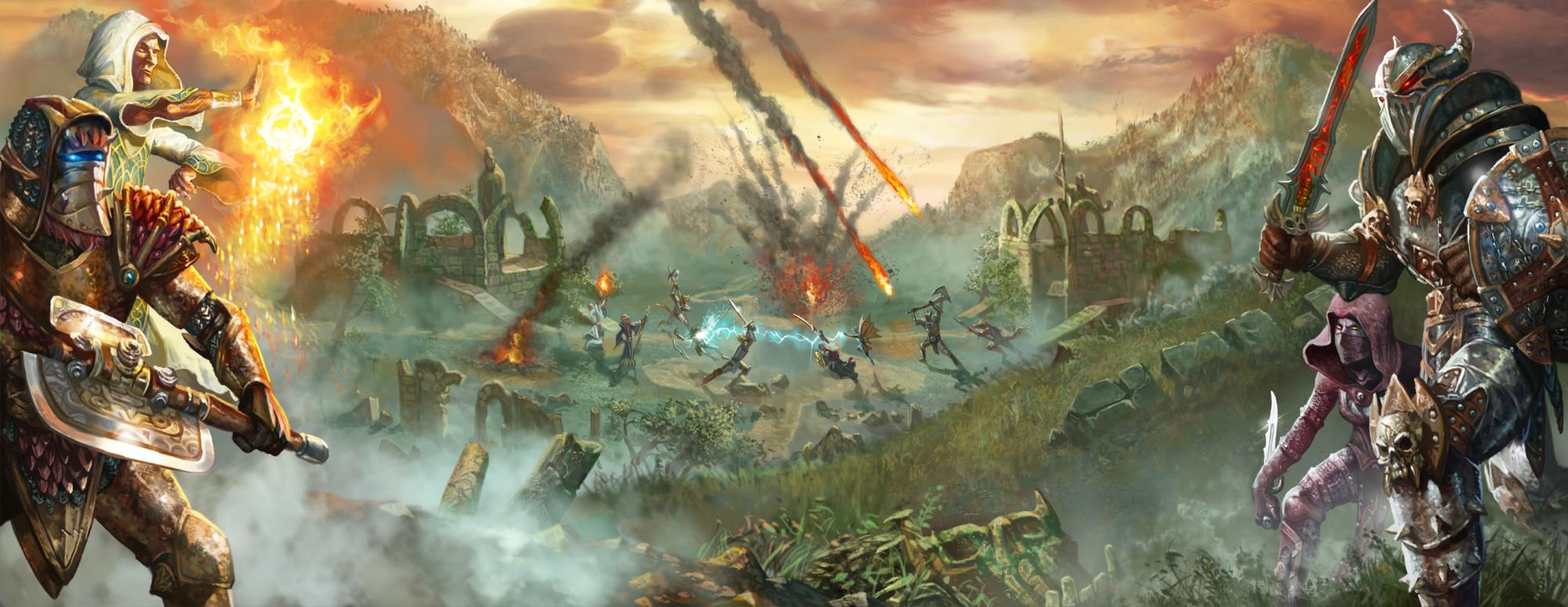 EverQuest II - News - Kander's Candor: Return of Nagafen