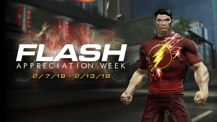 Flash Appreciation Week!