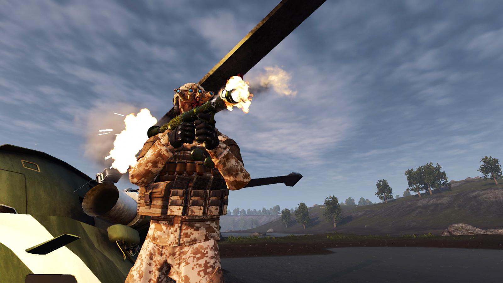 Sandstorm Crate Now Available | H1Z1 | Battle Royale | Auto