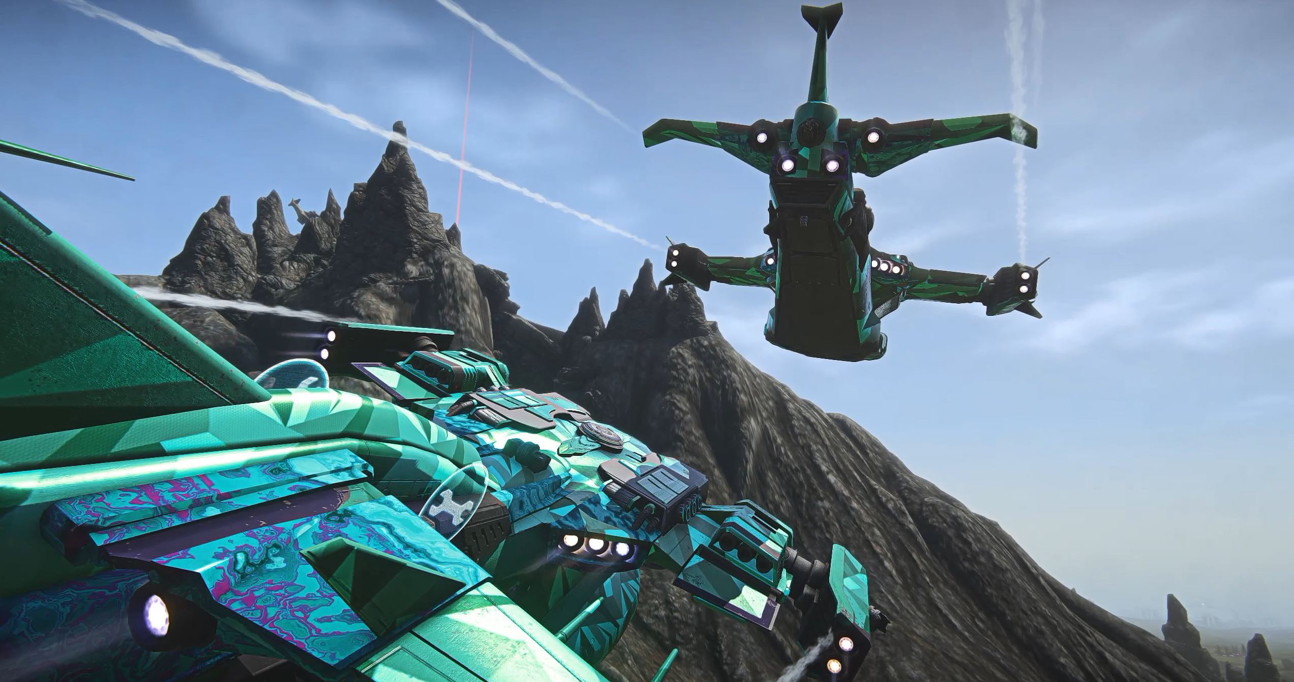 PlanetSide 2 - News - Producer's Letter - A Big Update on the Horizon