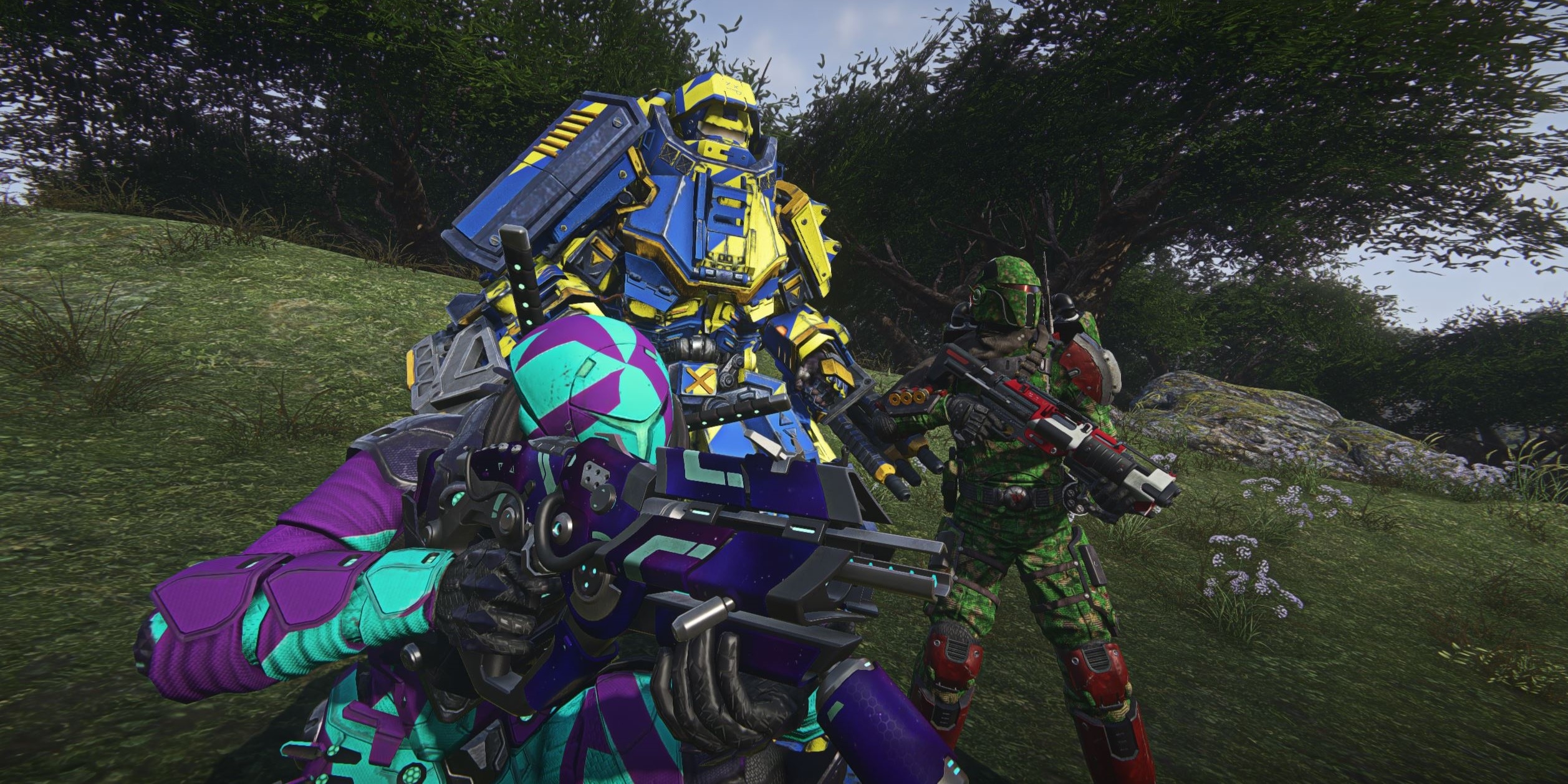 PlanetSide 2 - News - Ready to Re-enlist? Bundles Are Coming!