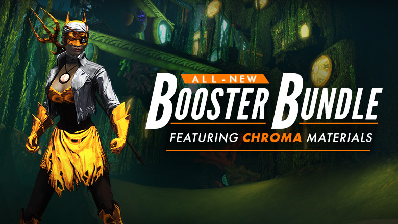 New Booster Bundle!