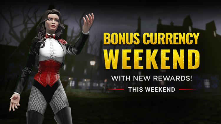 3x Daemohedrons Weekend! Plus, New Rewards!