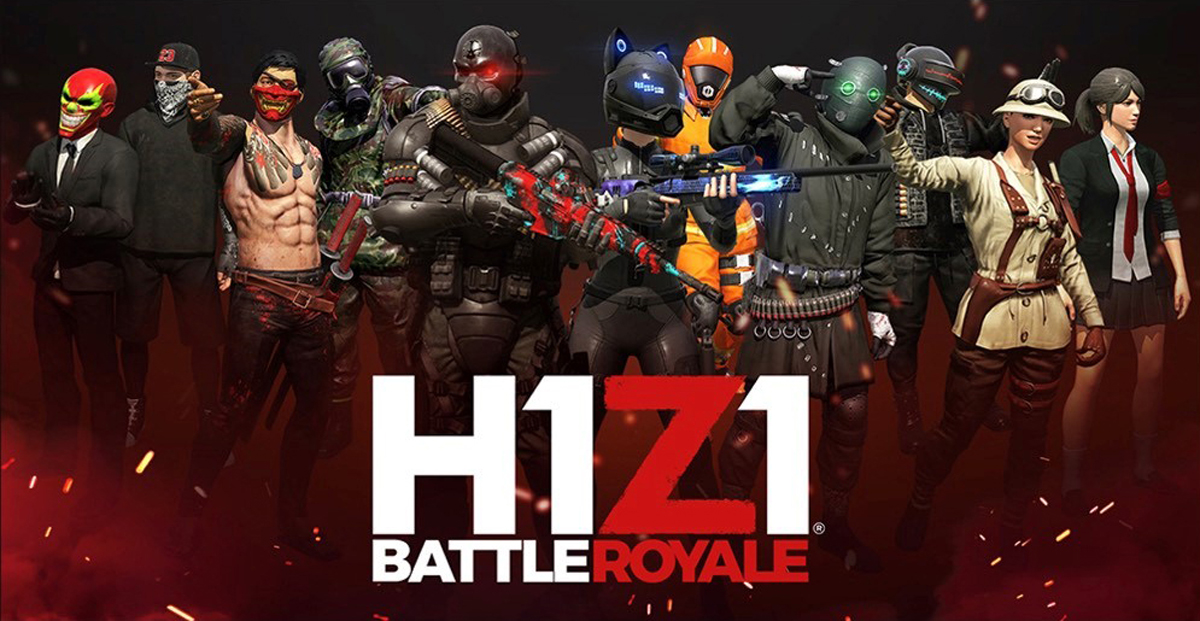 New Outland Map to Launch on PS4 on August 1! | H1Z1