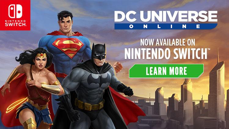 Home | DC Universe Online
