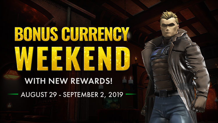 Double Daemohedrons Weekend and New Rewards!
