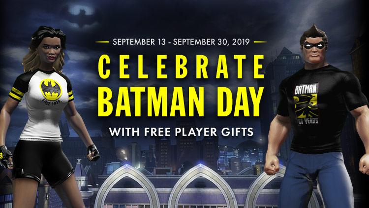 Batman Day 2019 - New Gift!