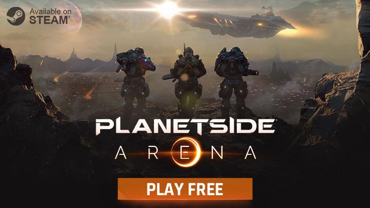 Home   PlanetSide Arena