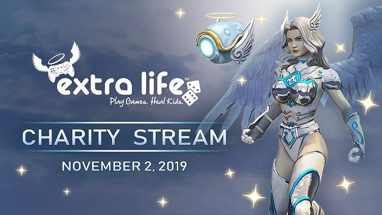 Extra Life 2019!