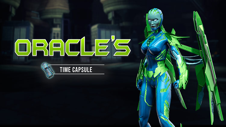 Oracle's Time Capsule