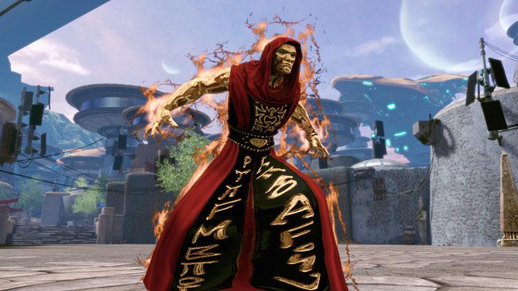 Metal Part II: Spirit of Onimar Synn (Boss)