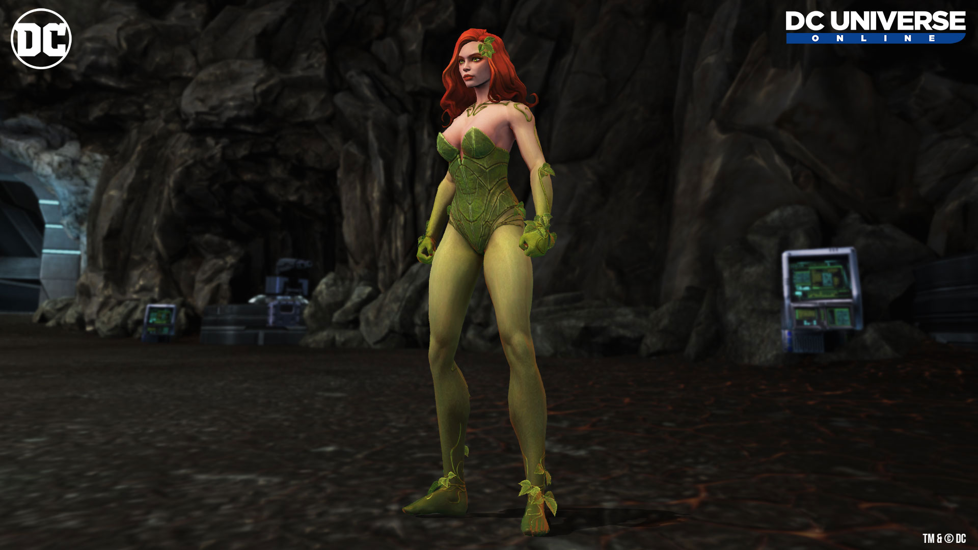 Birds of Prey Teaser: Poison Ivy