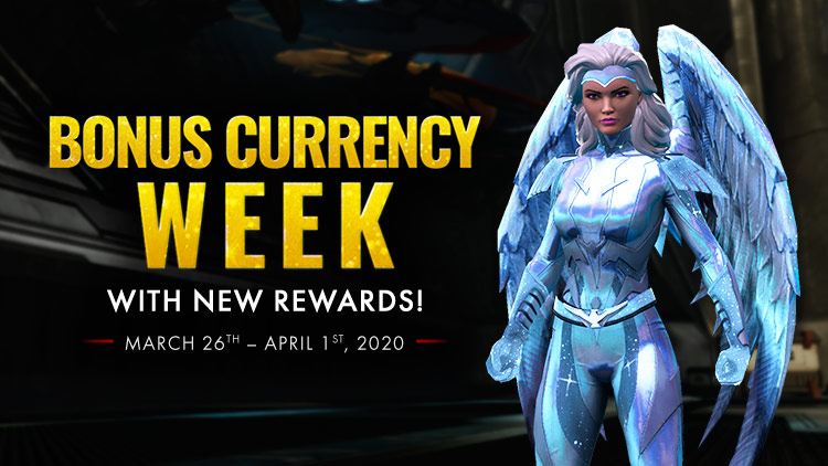 Double Thanagarian Marks and New Rewards!