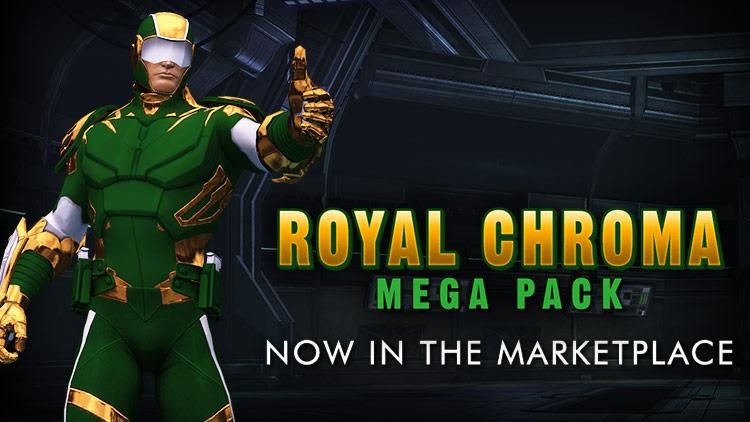 Bonus Member Discount Week! Plus, Royal Chromas.