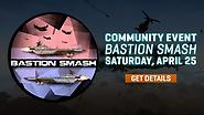 Bastion Smash is Coming this Saturday!