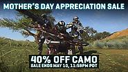 Mother's Day Appreciation Sale!