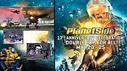PlanetSide Celebrates 17 Years on Auraxis!