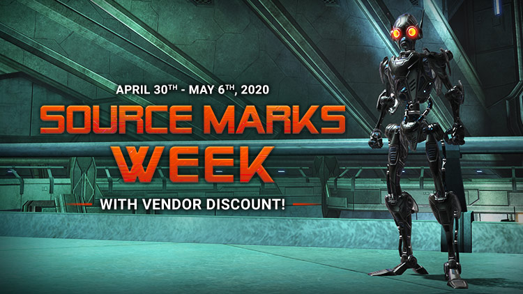 Special Source Marks Week!