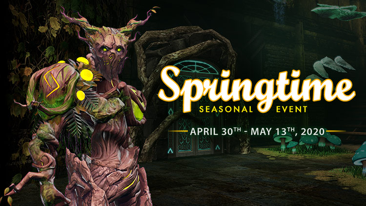 Spring Seasonal Event