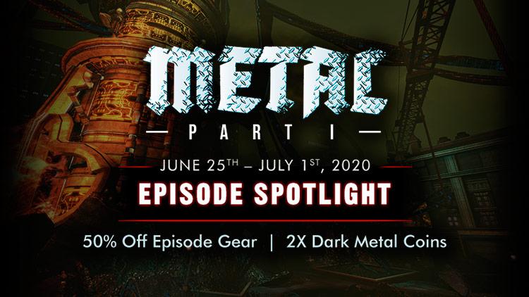 Episode Spotlight: Metal Part I