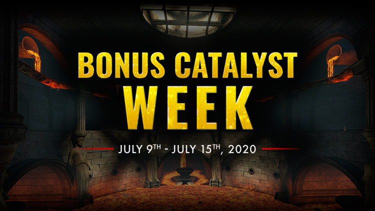 Bonus Catalyst Week & Gift!