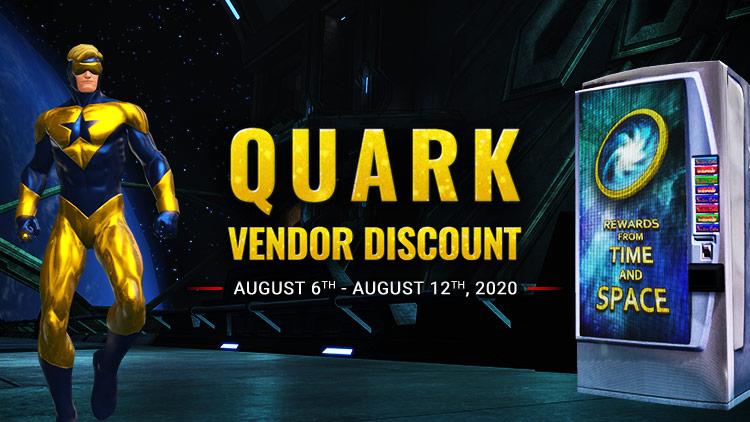 Quark Vendor Week
