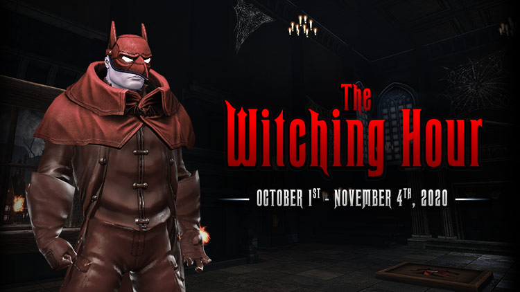 Dcuo Halloween 2020 The Witching Hour & Style Unlocking! | DC Universe Online