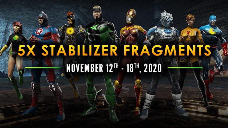 Bonus Stabilizer Week!